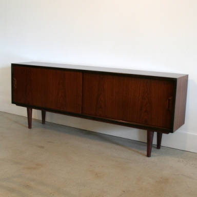 Mid-century modern sideboard from Fullhouse Modern, $1750