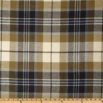 large plaid