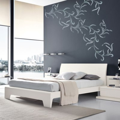 willow-and-white-bed