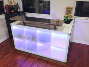 Beer anyone? Oh, expedit, so little money and so many uses. See this link for the how to.