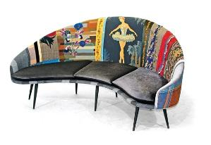 This couch has to be my favorite. I bet it costs a pretty penny.