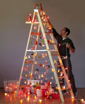 christmastreeladderintheloop